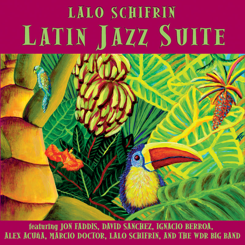 Lalo Schifrin - Latin Jazz Suite (CD)