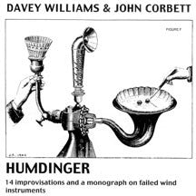 Corbett, John/Davey Williams - Humdinger (CD)