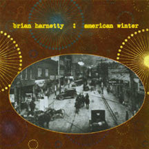 Harnetty, Brian - American Winter (CD)