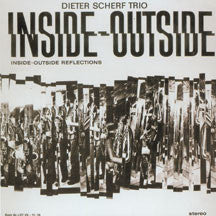 Dieter Scherf Trio - Inside- Outside Reflections (1974) (CD)