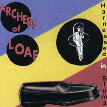 Archers of Loaf - Harnessed In Slums (CD)