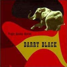 Barry Black - Tragic Animal Stories (CD)