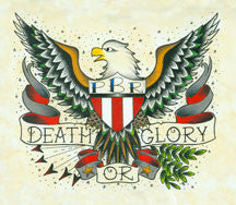 Punk Blues Review - Death Or Glory (CD)