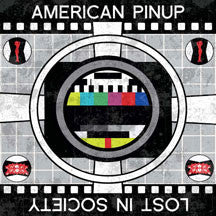 American Pinup/Lost In Society Split (CD)