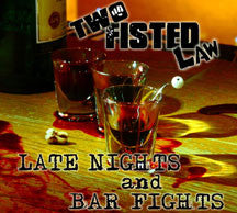 Two Fisted Law - Late Nights and Bar Fights (CD)
