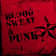 Blood, Sweat And Punk Vol. 1 (CD)