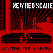 New Red Scare - Waiting For A Spark (CD)