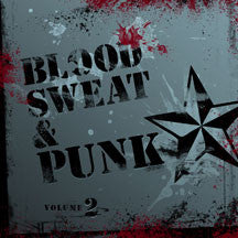 Blood, Sweat And Punk Volume 2 (CD)