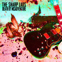 Sharp Lads - Death By Misadventure (CD)