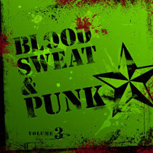 Blood Sweat And Punk Vol. III (CD)