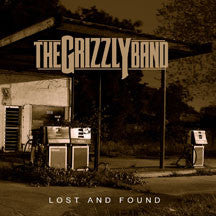 Grizzly Band - Lost And Found (CD)