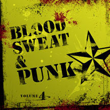 Blood, Sweat And Punk IV (CD)