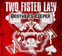 Two Fisted Law - Brother's Keeper (CD)