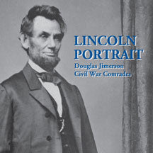 Douglas Jimerson - Lincoln Portrait (CD)
