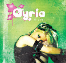 Ayria - Flicker (CD)