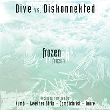 Dive Vs. Diskon - Frozen EP (CD)