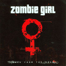 Zombie Girl - Back From The Dead EP (CD)