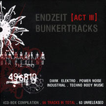 Various Artists - Endzeit Bunkertracks 3 (CD)