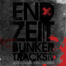 Endzeit Bunkertracks (Act 4) (CD)