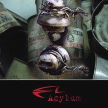 Acylum - The Enemy (CD)