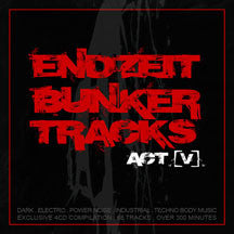 Endzeit Bunkertracks (Act V) (CD)