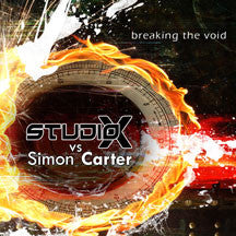 Studio-X Vs. Simon Carter - Breaking The Void (CD)