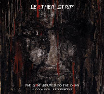 Leaether Strip - The Giant Minutes To The Dawn (Ltd) (CD)