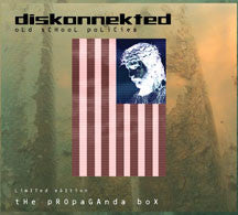 Diskonnekted - Old School Policies Ltd (CD)