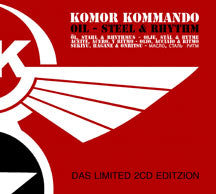 Komor Kommando - Oil, Steel & Rhythm (Limited) (CD)