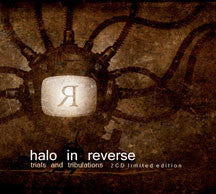 Halo In Reverse - Trials And Tribulations Limited Edition (CD)