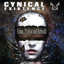 Cynical Existence - Erase, Evolve And Rebuild (Limited) (CD)