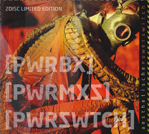 Aesthetische - Powerswitch (Limited) (CD)