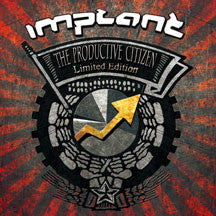 Implant - The Productive Citizen (Limited 2CD Edition) (CD)