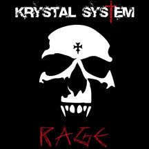 Krystal System - Rage (Limited Edition) (CD)