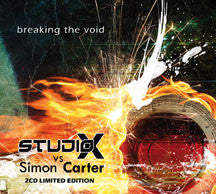 Studio-X Vs. Simon Carter - Breaking The Void (Limited 2CD) (CD)