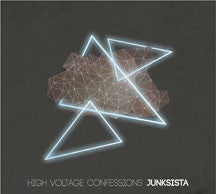 Junksista - High Voltage Confessions (Limited Edition) (CD)