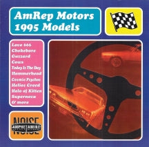 Amrep Motors 1995 Models (CD)