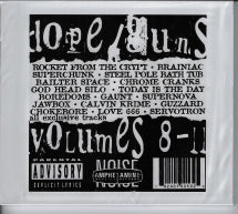 Dope Guns & Fucking In The Streets: Vol. 8-11 (CD)