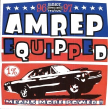 Amrep Equipped 96-97 (CD)