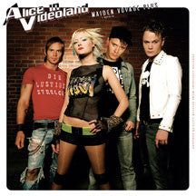 Alice In Videoland - Maiden Voyage Plus (CD)