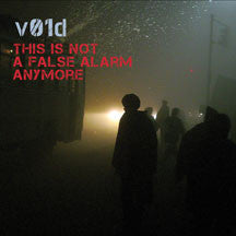 V01d - This Is Not A False Alarm Anymore (CD)