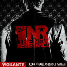 Vigilante - The New Resistance (CD)