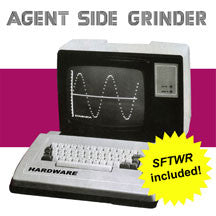 Agent Side Grinder - Hardware (sftwr Included!) (CD)