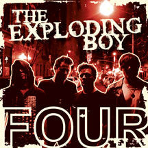 The Exploding Boy - Four (CD)