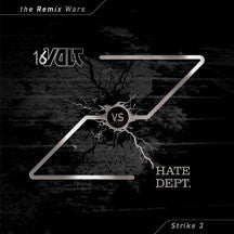 16 Volt Vs Hate Dept. - Remix Wars Volume 3 (Red Vinyl) (VINYL ALBUM)