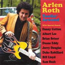 Arlen Roth - Toolin' Around (CD)