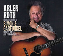 Arlen Roth - Plays The Music Of Simon & Garfunkel: Subway Walls And Tenement Halls (CD)