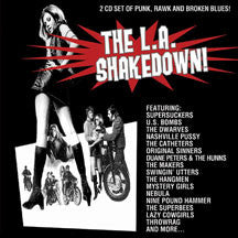 Various - La Shakedown Compilation (CD)