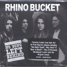 Rhino Bucket - No Song Left Behind (CD)
