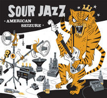 Sour Jazz - American Seizure (CD)